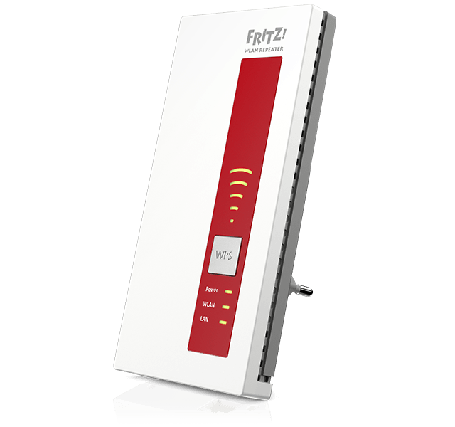 fritzwlan repeater 1750